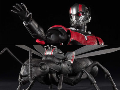 Ant-Man and the Wasp – Ant-Man & Ant Set – S.H.Figuarts
