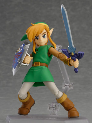Link – A Link Between Worlds ver. – DX Edition – Figma
