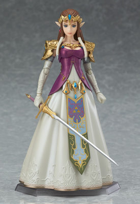 Zelda: Twilight Princess ver. – Figma