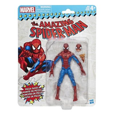 Vintage Retro Spider Man Marvel Legends