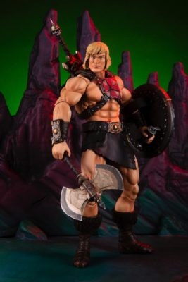 He-Man 1/6 Scale Figure