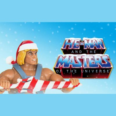 He-Man Masters of the Universe Club Grayskull – Especial de Natal