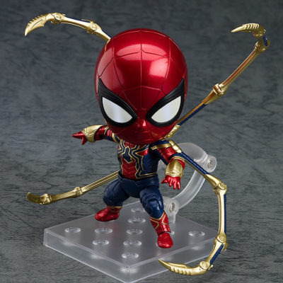 Spider-Man: Infinity Edition – Nendoroid