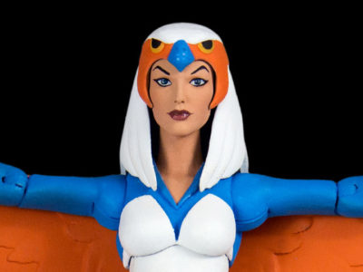 Sorceress – Masters of the Universe Classics Club Grayskull