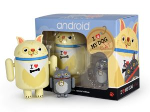 Android Mini Special Edition – I Love My Dog And Cat
