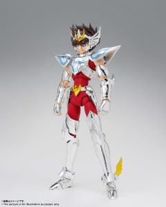 Seiya de Pégaso (Heaven Chapter) – 15th Anniversary – Saint Seiya Cloth Myth
