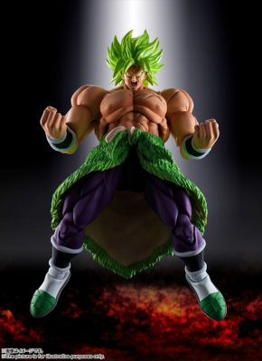 Super Saiyan Person Broly Full Power – S.H.Figuarts