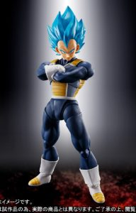Vegeta Super Saiyajin God – Dragon Ball: Super – S.H.Figuarts