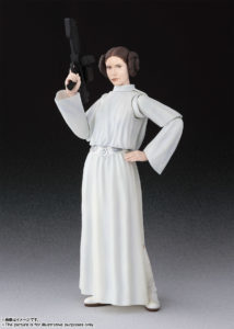 Princess Leia Organa (Star Wars:A New Hope) – S.H.Figuarts