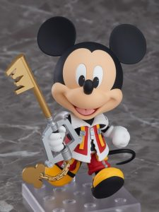 King Mickey – Nendoroid