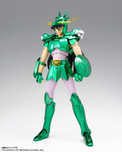 Shiryu de Dragão – V1 Revival – Saint Seiya Cloth Myth