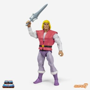 Príncipe Adam – Masters of the Universe Club Grayskull Wave
