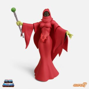Shadow Weaver – Masters of the Universe Club Grayskull Wave