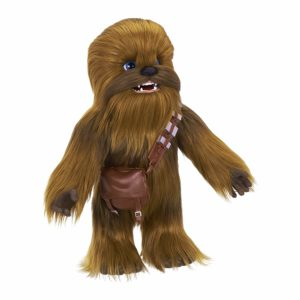 Co-piloto Chewie Pelúcia – Star Wars Ultimate Interactive Toy