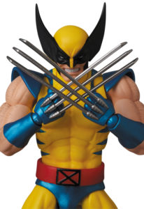 Wolverine (Comic Ver.) – MAFEX