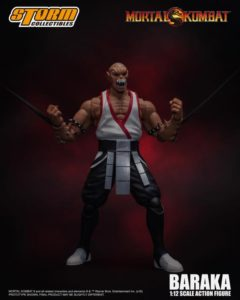 Baraka – Mortal Kombat III – Storm Collectibles
