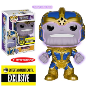 Thanos – Guardians of the Galaxy – Glow-in-the-Dark