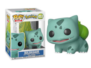 Bulbasaur – Pokemon – Pop! Vinyl Figure