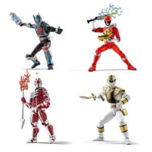 Power Rangers Lightning Collection 6 Figures Wave