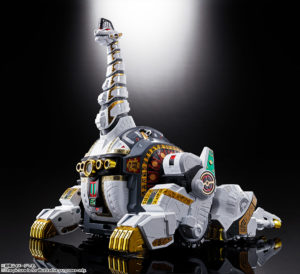Soul of Chogokin – GX-85 King Brachion