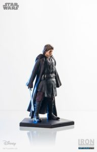 Anakin Skywalker – Star Wars SERIE III – Iron Studios