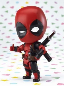Deadpool – Nendoroid – Orechan Edition