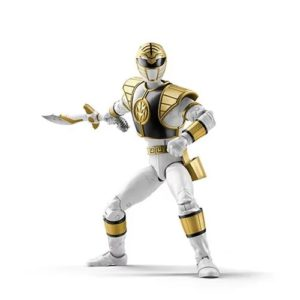 White Ranger Lightning Collection