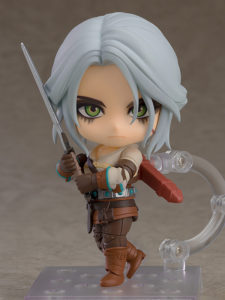 Ciri – The Witcher 3: Wild Hunt – Nendoroid