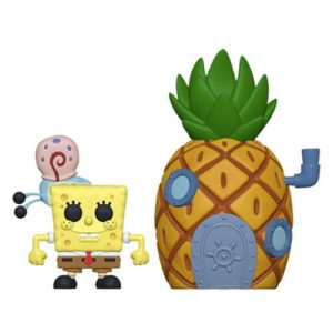 Bob Esponja e Abacaxi Pop! Vinyl Figure Movie Moments