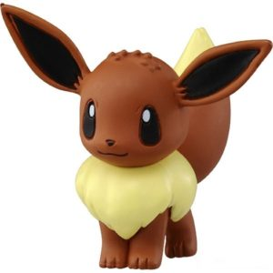 Eevee – Pokémon – Monster Collection EX EMC_09