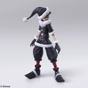 Sora – Kingdom Hearts II – Bring Arts – Christmas Town Ver.