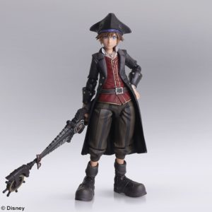 Sora – Pirates of the Caribbean – Kingdom Hearts III – Bring Arts