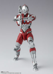 ULTRAMAN – The Animation – S.H.Figuarts