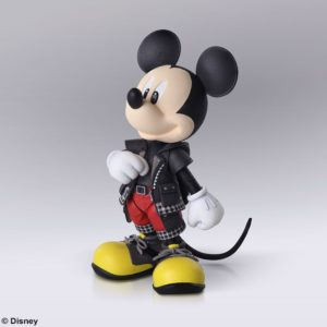 King Mickey – Bring Arts The King – Kingdom Hearts III