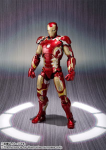 Iron Man Mark 43 – S.H.Figuarts