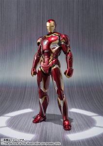 Iron Man Mark 45 – S.H.Figuarts