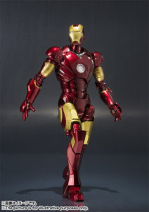 Iron Man Mark 3 – S.H.Figuarts