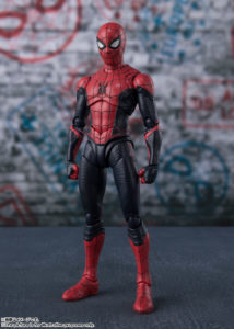 Spider-man Upgrade Suit (Spider-man: Far From Home) – S.H.Figuarts