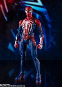Spider-man Advanced Suit (Marvel's Spider-Man) – S.H.Figuarts