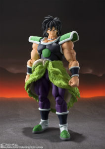 Broly – Dragon Ball: Super – S.H.Figuarts