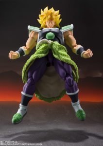 Broly – Dragon Ball Super – S.H.Figuarts