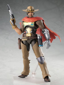 McCree – Overwatch – Figma
