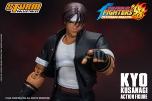 Kyo Kusanagi – The King of Fighters '98 – Storm Collectibles