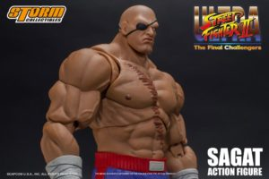 Sagat – Ultra Street Fighter II: The Final Challengers – Storm Collectibles