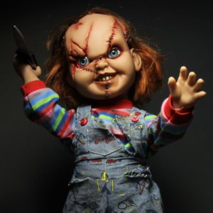 Child's Play Mega Scale Talking Chucky – MEZCOTOYZ