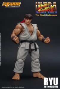Ryu – Ultra Street Fighter II: The Final Challengers – Storm Collectibles