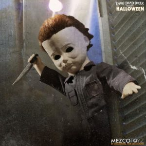 Halloween Michael Myers – Living Dead Dolls – MEZCOTOYZ