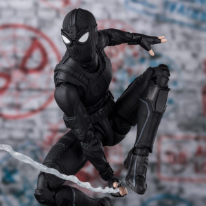 Spider-man Stealth Suit (Spider-man: Far From Home) – S.H.Figuarts