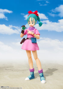 Bulma -Beginning of Great Adventure – S.H.Figuarts