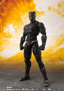 Black Panther (Avengers: Infinity War)  Bandai Premium Limited Edition – S.H.Figuarts